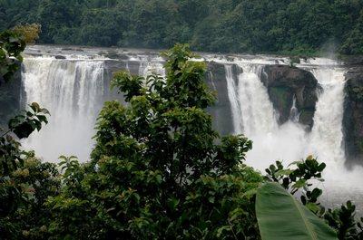 Athirapally dam