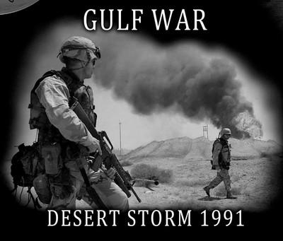 M desert storm