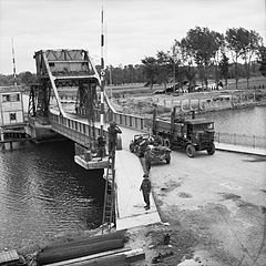 Pegasus bridge  june 1944 b5288