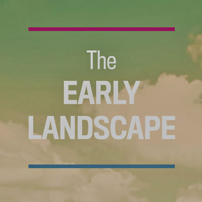 2. the early landscape audio tour icon