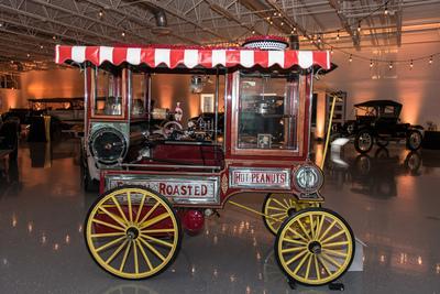 Popcorn wagon for facebook
