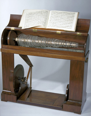 Glass armonica w open music