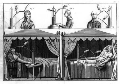 Giovanni aldini  galvanism experiments wellcome l0011096