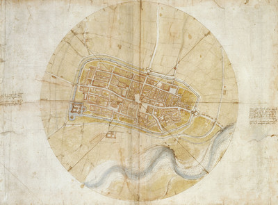 1502 a plan of imola