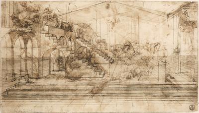 Leonardo da vinci architecture   general 1158498
