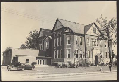 South main school 1960 1970s