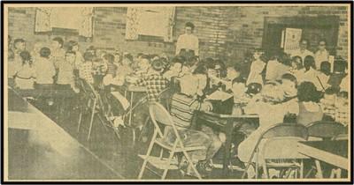 South main cafeteria 1944