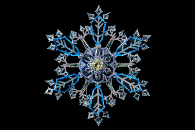 The snowflake      01