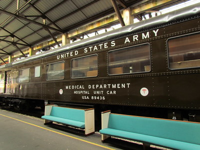 Army hospital car  89436