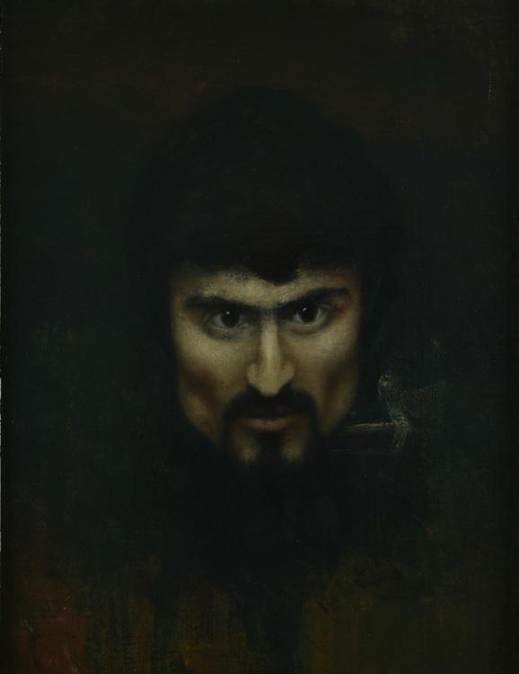 Autoritratto  um 1882 rahmen 2526