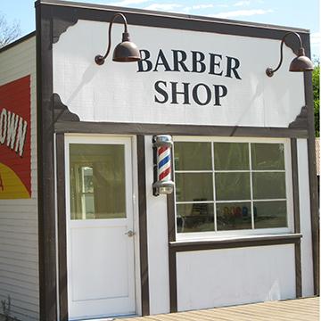 Barbershop  geo.