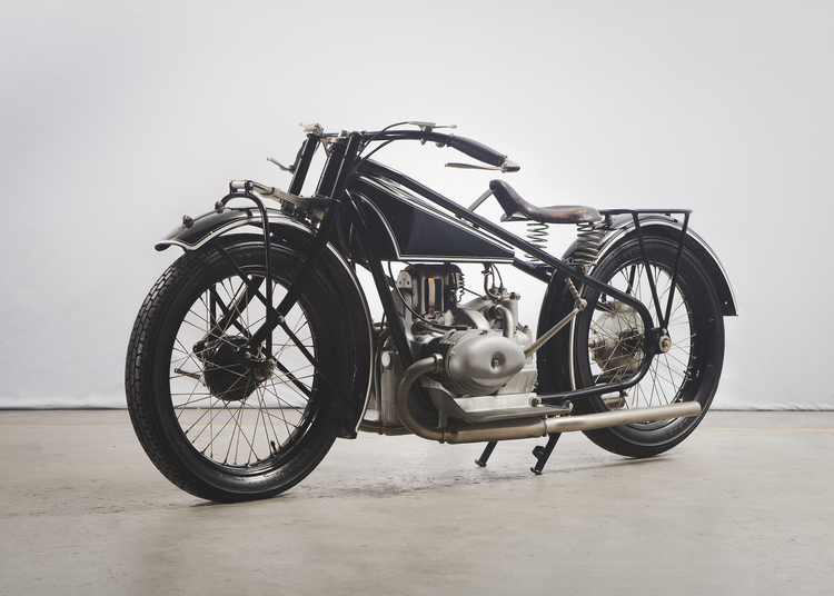 Bmw genesis 20 1927 r47 front