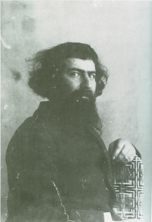 1. giovanni segantini  um 1898