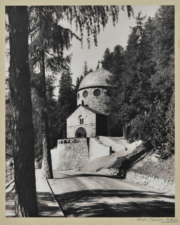 St. moritz. das segantini museum 2408