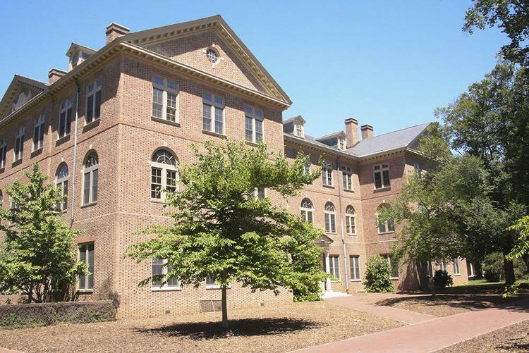 James blair hall