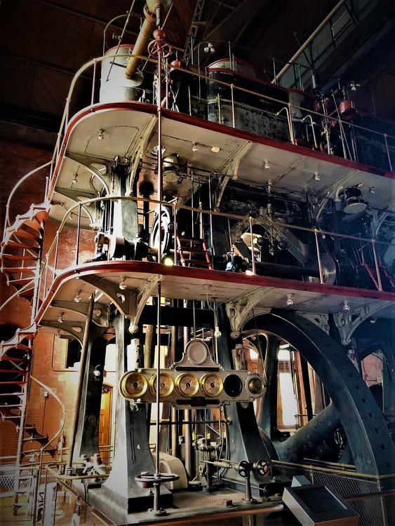 Allis engine  2