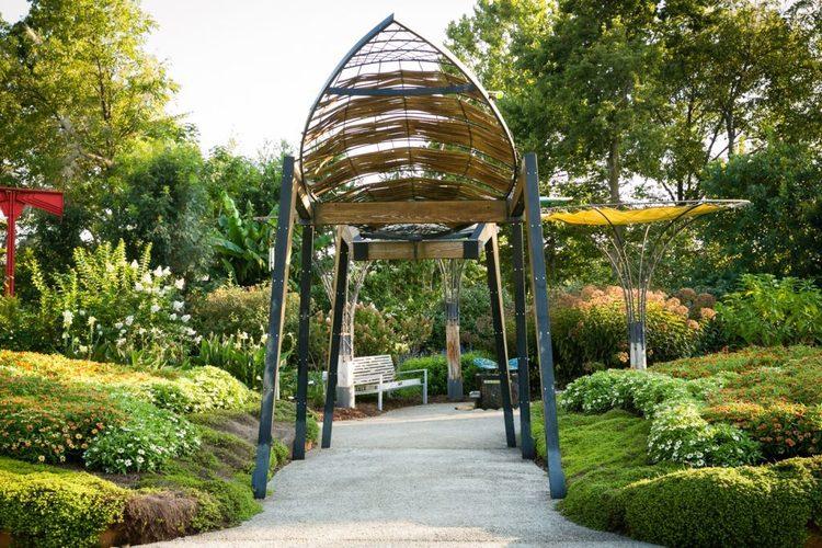 Sesory garden