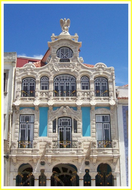 Museo arte nova casa do major pessoa aveiro  3533008279