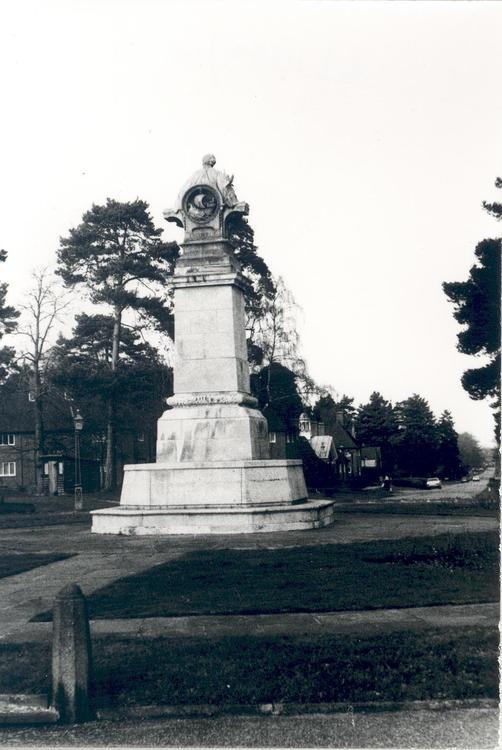 William whiteley statue