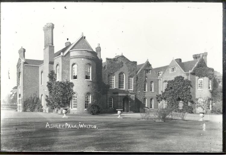 Ashley park 1917