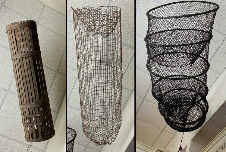 Fish traps catalogit