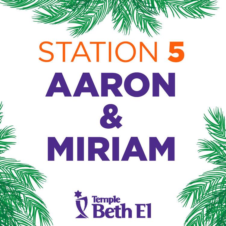 Sukkot station numbers5