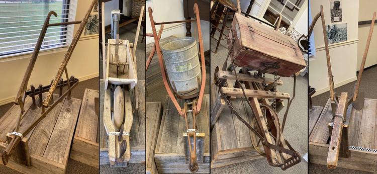 Antique cotton planting equipment catalogit