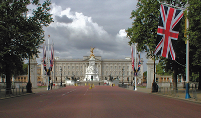 Mall buckingham palace