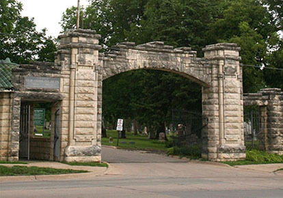 Union soldiers archway 04b