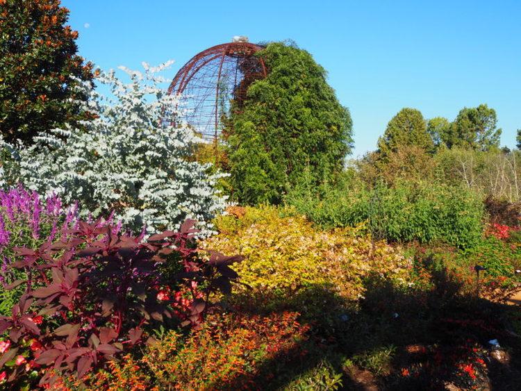 4 seasons garden