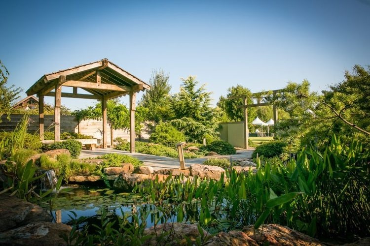 Japanese garden 1024x683