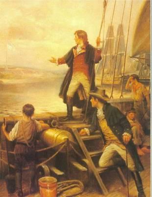 Key battle of baltimore