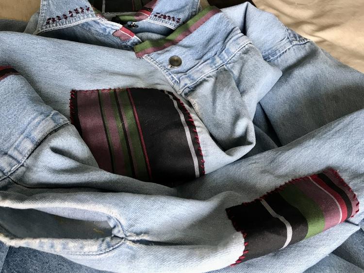 Smith warren katherine mended shirt