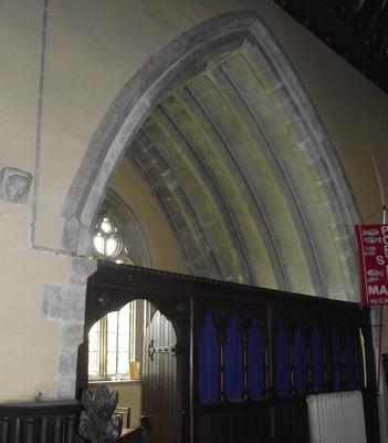 Vestry  former st  helen chapel