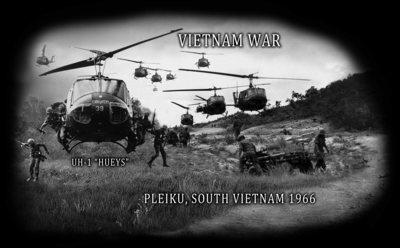 Army vietnam war   pleiku