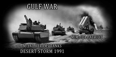 Army gulf war