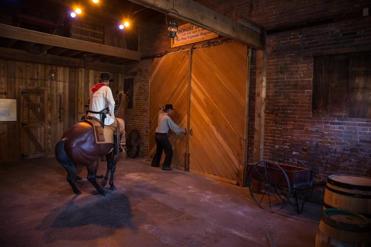Pony express museum  47