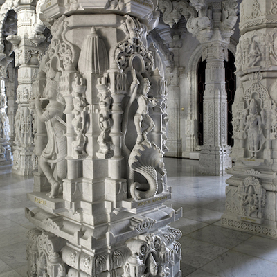 Img carved pillars