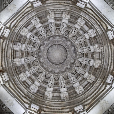 Img central dome
