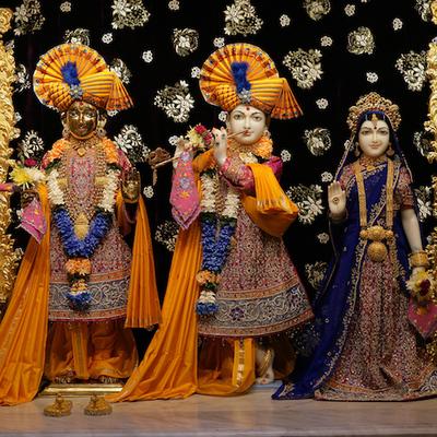 Img harikrishna maharaj  radha krishna