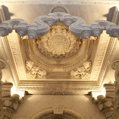 Img carved ceiling