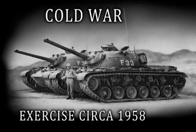 M cold war