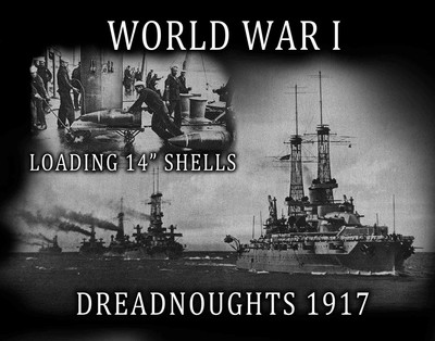 Navy dreadnoughts