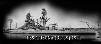 Navy wwi uss arizona