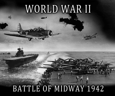 Navy battle of midway
