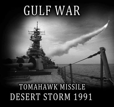 Navy tomahawk missile desert storm