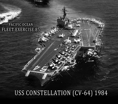Navy uss constellation