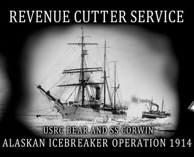 C alaskan ice breaker 1914