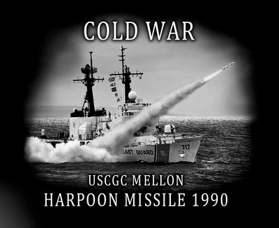 C cold war harpoon missile