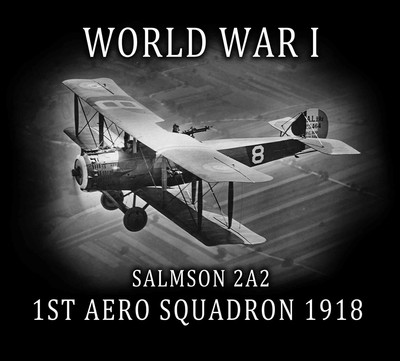 Air force wwi salmson2a2